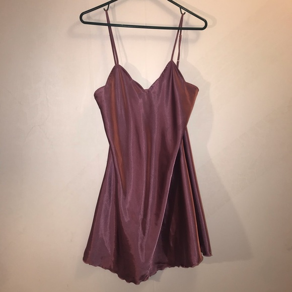 🦋Victoria's Secret Purple Bodice Lingerie
